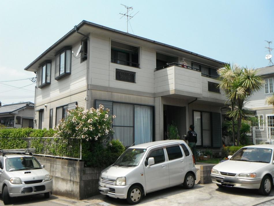 福岡で住宅屋根外壁の塗装するなら塗職福岡塗装、防水